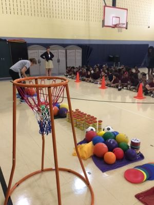 Gives Back Program - Thomas Mifflin School